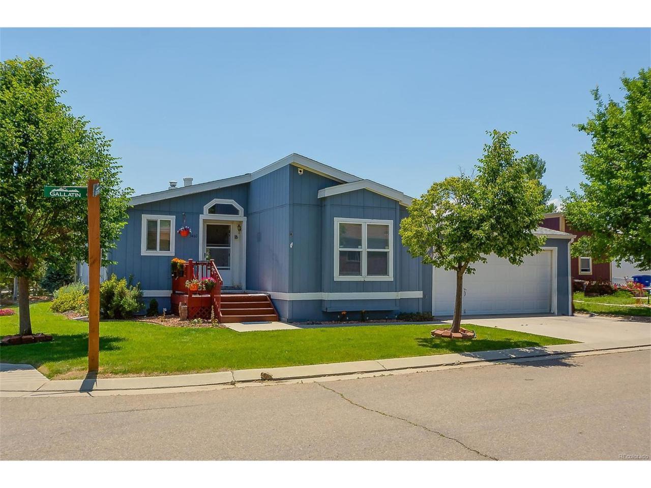 3460 Gallatin #209, Longmont, CO 80504 (MLS #8504401) :: 8z Real Estate