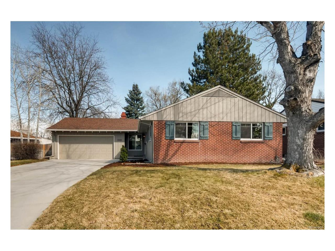 3048 S Holly Place, Denver, CO 80222 (#8504982) :: Thrive Real Estate Group