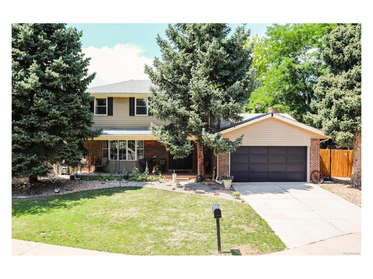 4639 E Fair Place, Centennial, CO 80121 (MLS #8520759) :: 8z Real Estate