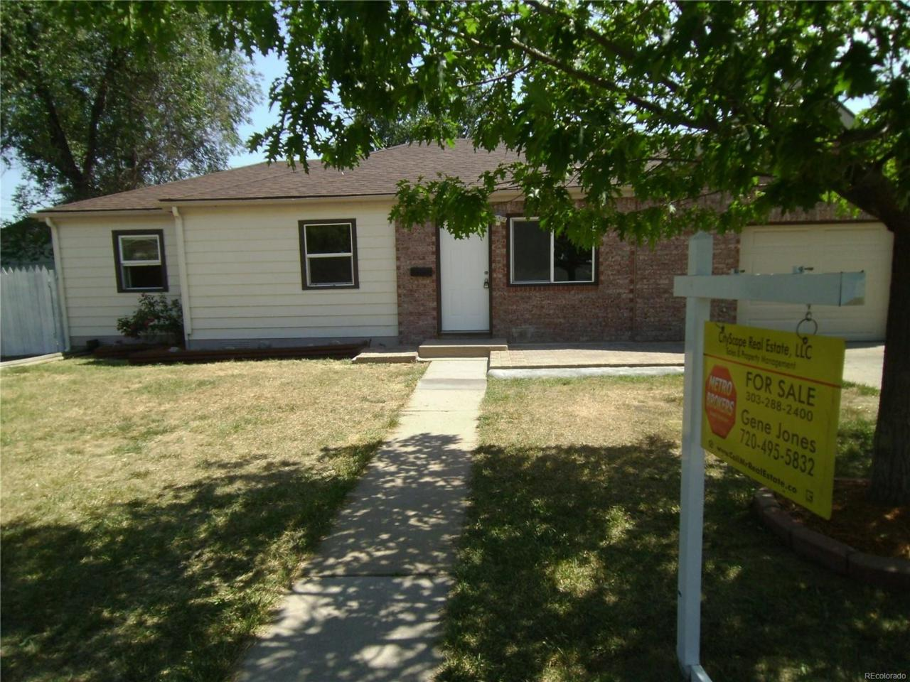 2220 Lilly Drive, Thornton, CO 80229 (MLS #8560993) :: 8z Real Estate