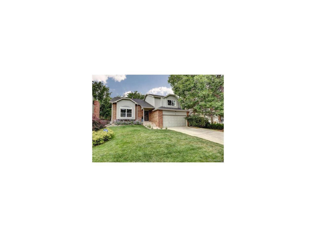 9 Canyon Alder, Littleton, CO 80127 (MLS #8568593) :: 8z Real Estate