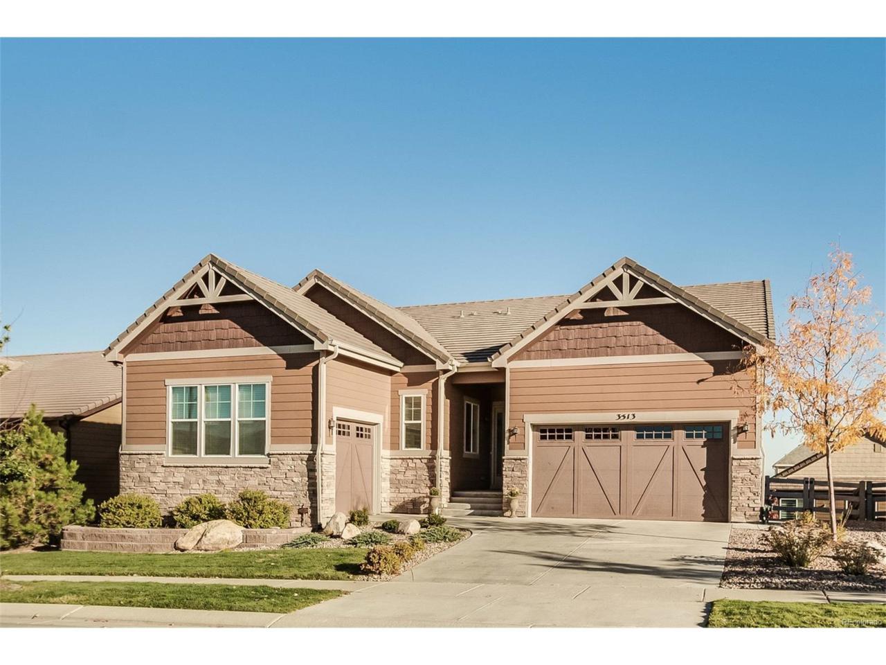 3513 Princeton Place, Broomfield, CO 80023 (#8590510) :: The Peak Properties Group