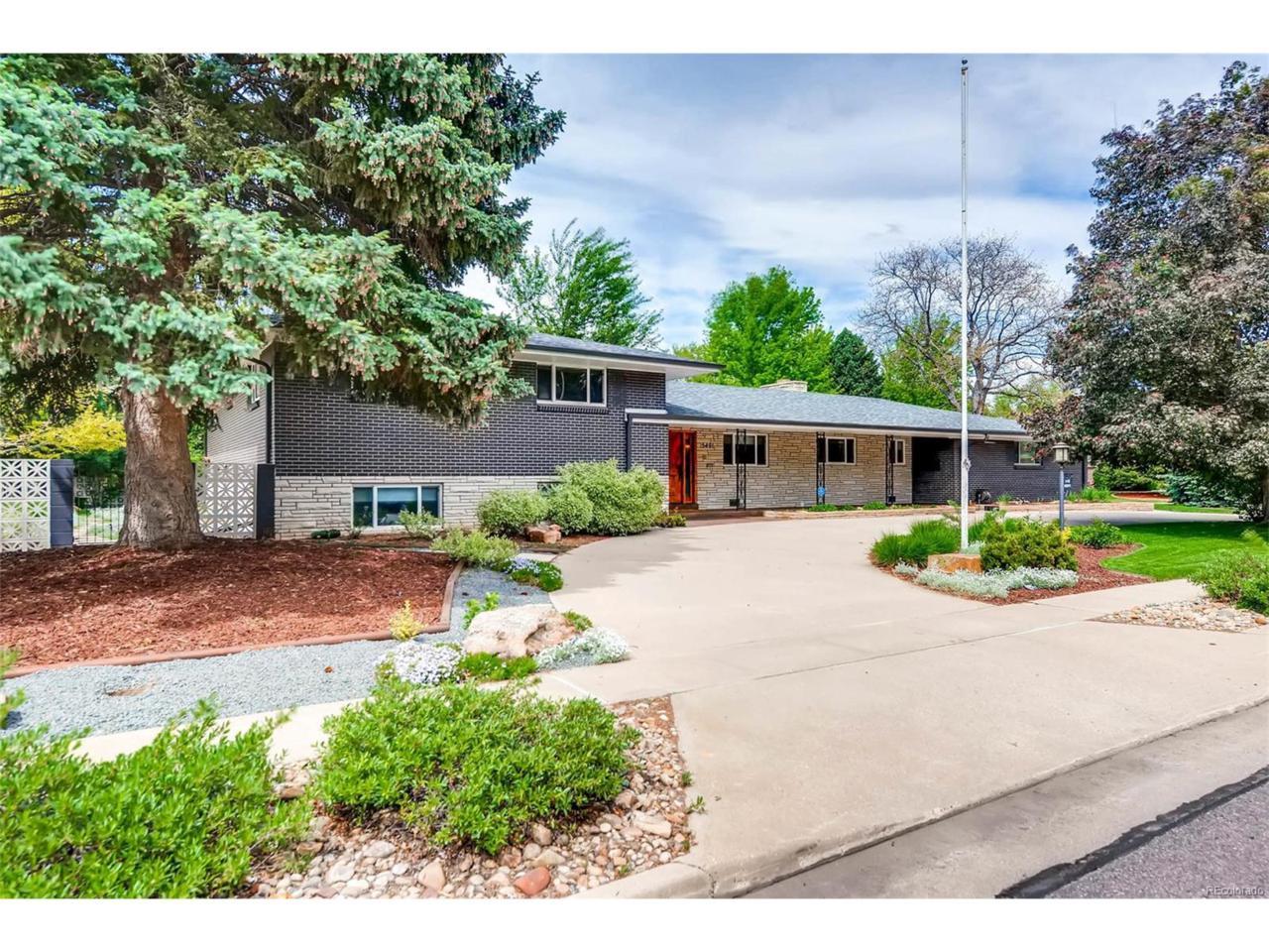 5401 W Lakeridge Road, Lakewood, CO 80227 (MLS #8601799) :: 8z Real Estate