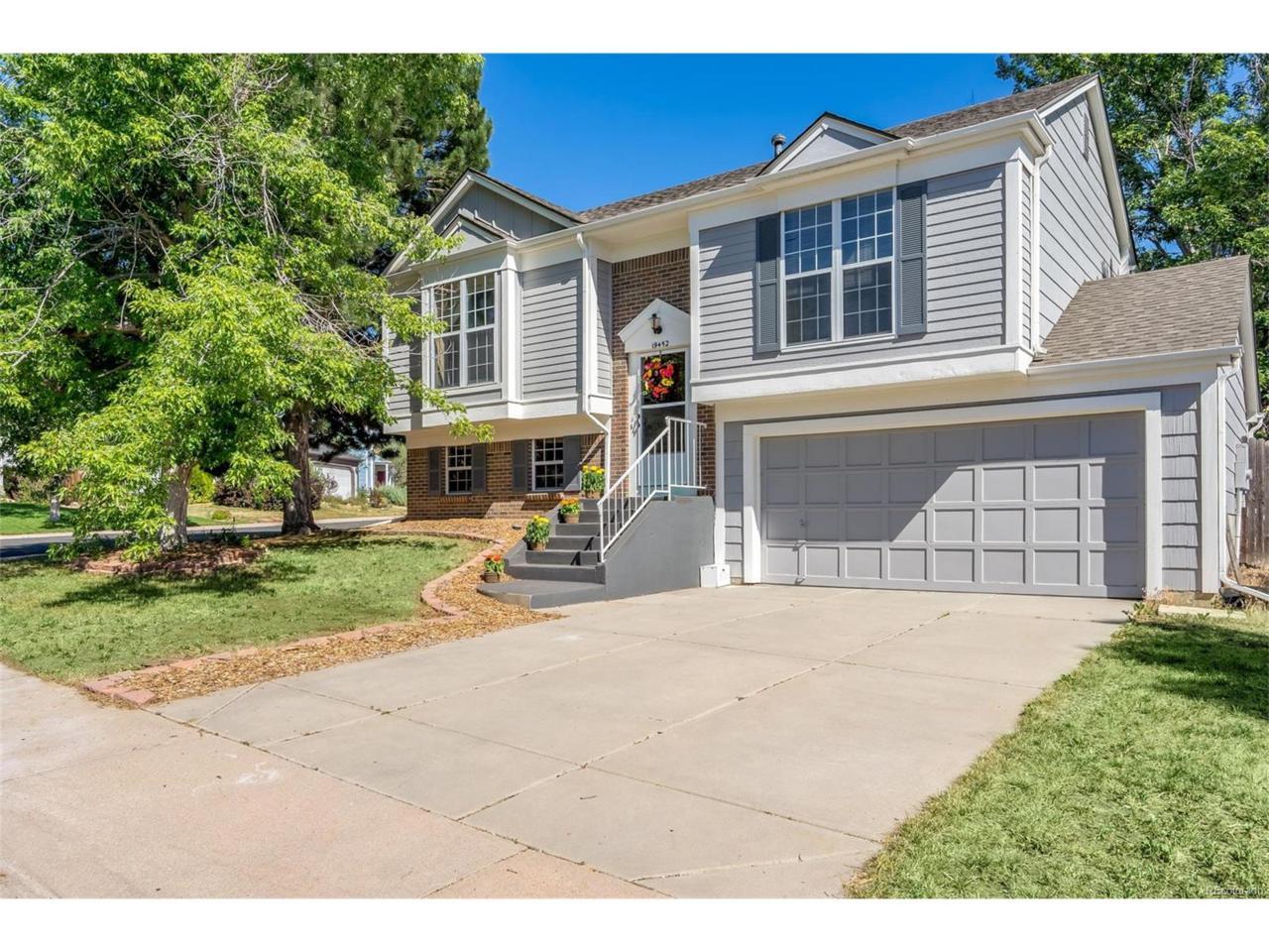 19452 E Brunswick Drive, Aurora, CO 80013 (MLS #8606017) :: 8z Real Estate