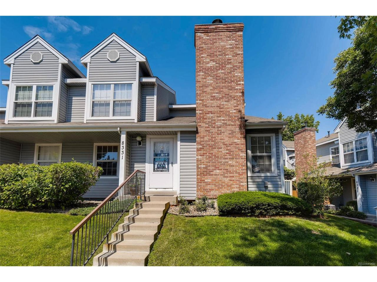 8331 W 90th Place, Westminster, CO 80021 (MLS #8609778) :: 8z Real Estate