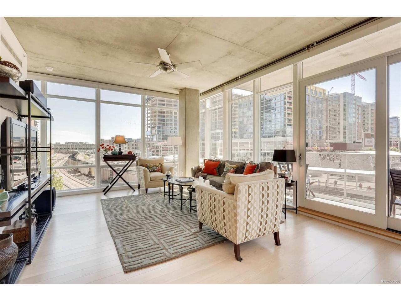 1620 Little Raven Street #303, Denver, CO 80202 (MLS #8619002) :: 8z Real Estate