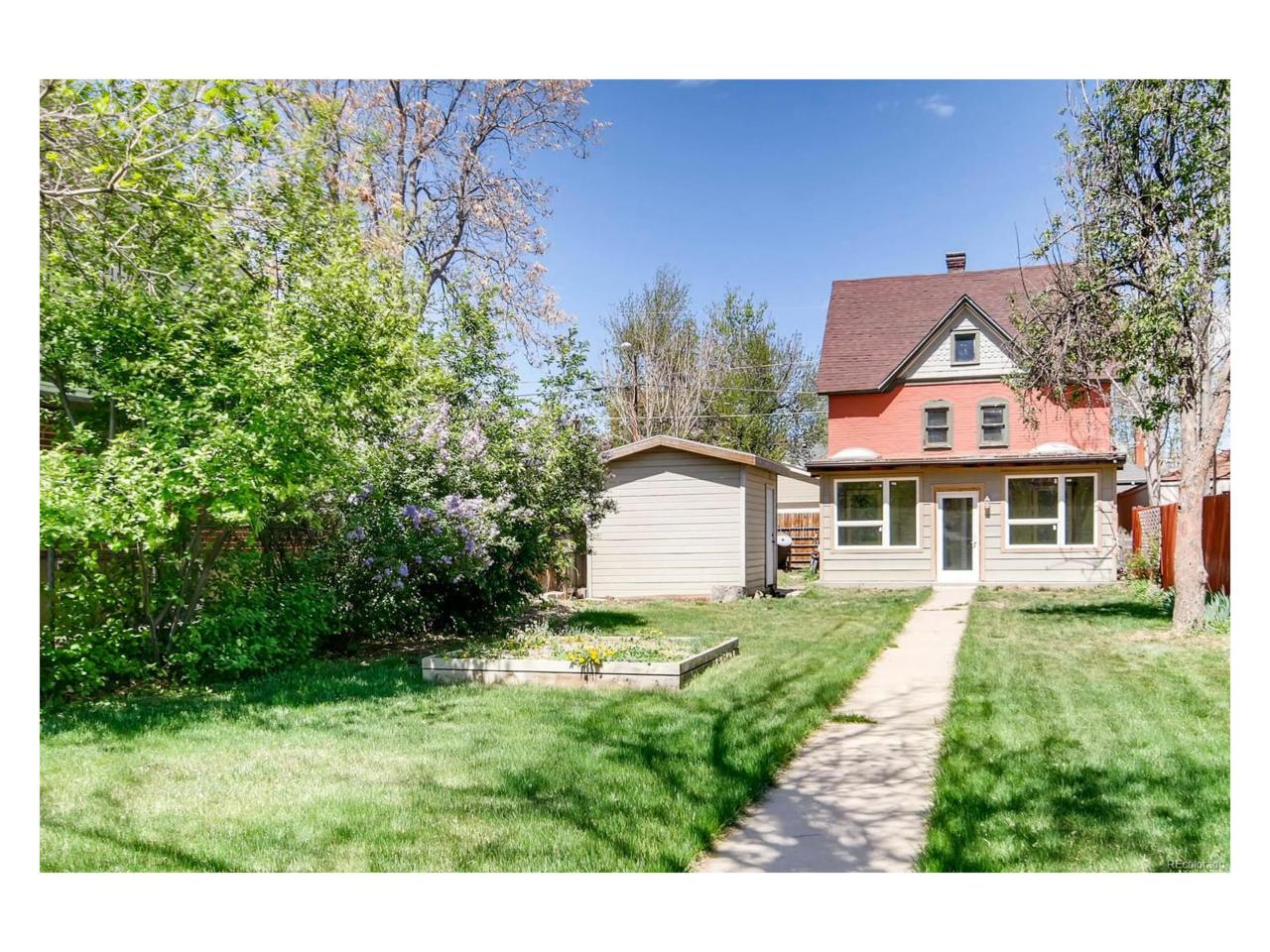 3353 W 30th Avenue, Denver, CO 80211 (#8629756) :: Thrive Real Estate Group