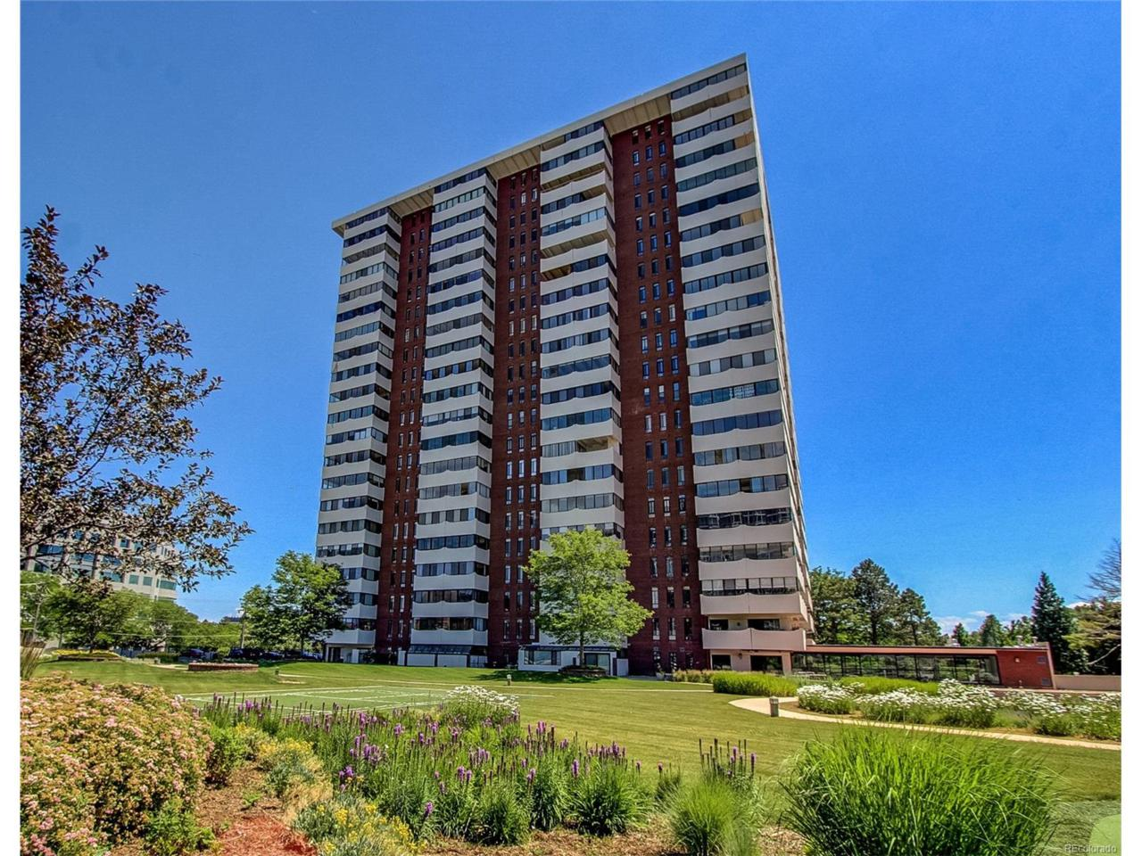 3131 E Alameda Avenue #2005, Denver, CO 80209 (MLS #8645039) :: 8z Real Estate