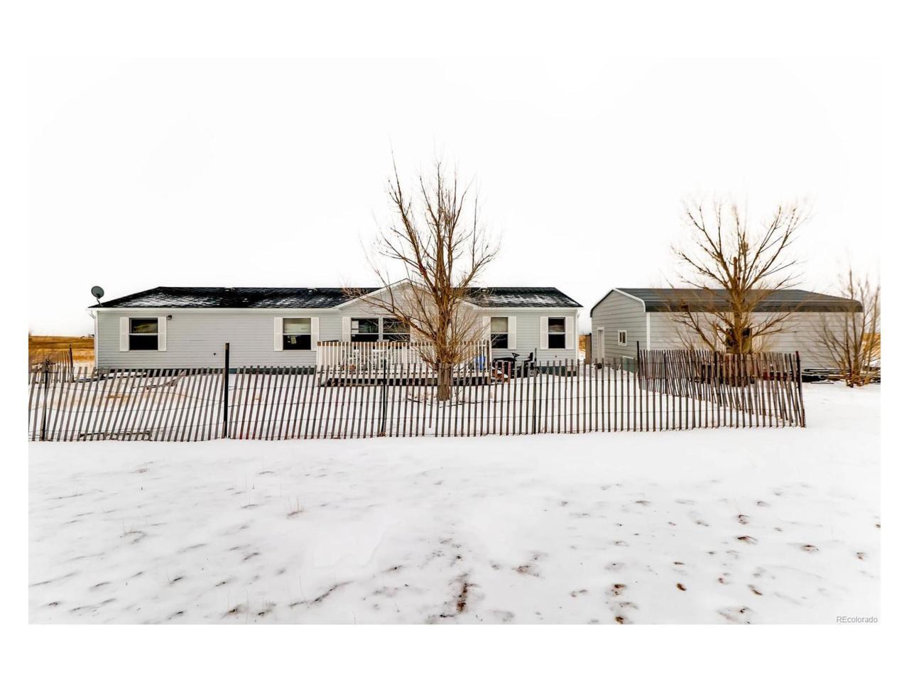 19055 Holman Road, Colorado Springs, CO 80928 (#8649309) :: The Peak Properties Group