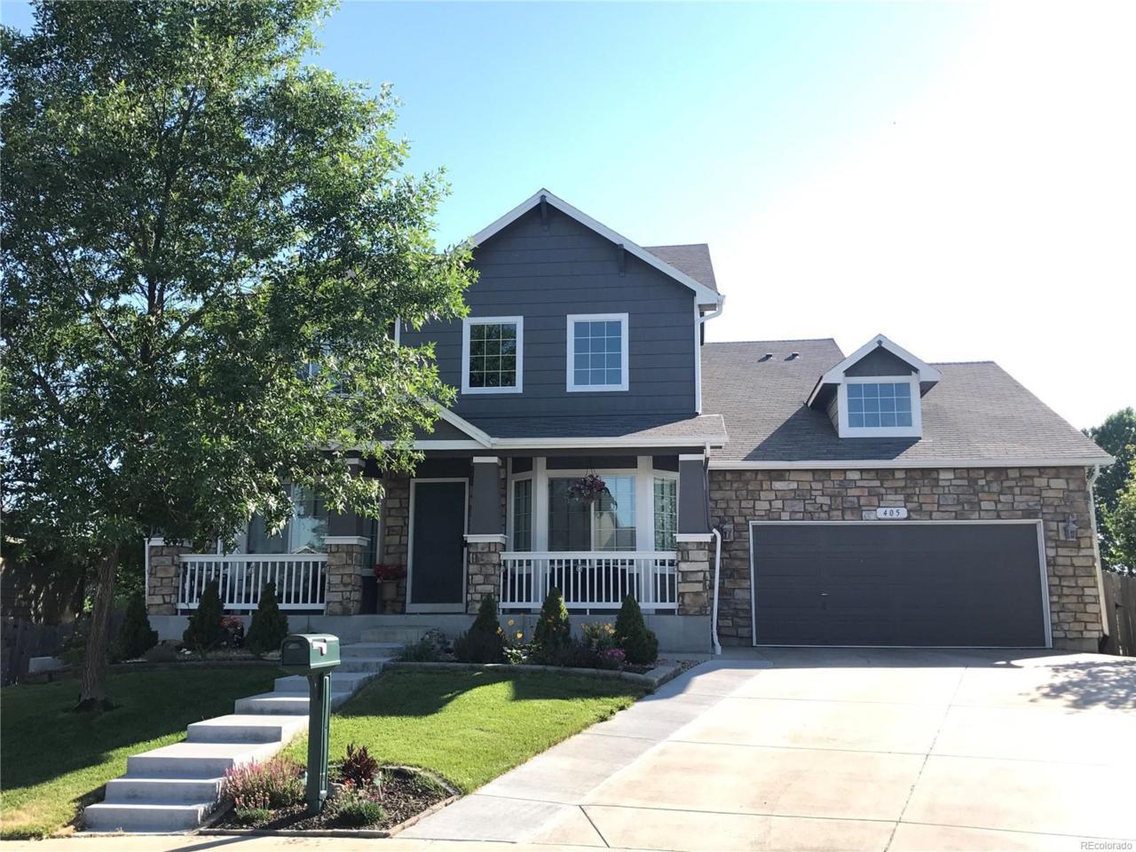 405 Buena Vista Court, Brighton, CO 80601 (MLS #8669541) :: 8z Real Estate