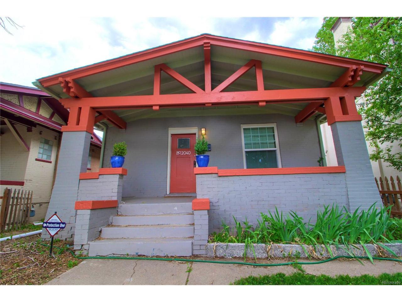 2040 Federal Boulevard, Denver, CO 80211 (MLS #8681239) :: 8z Real Estate