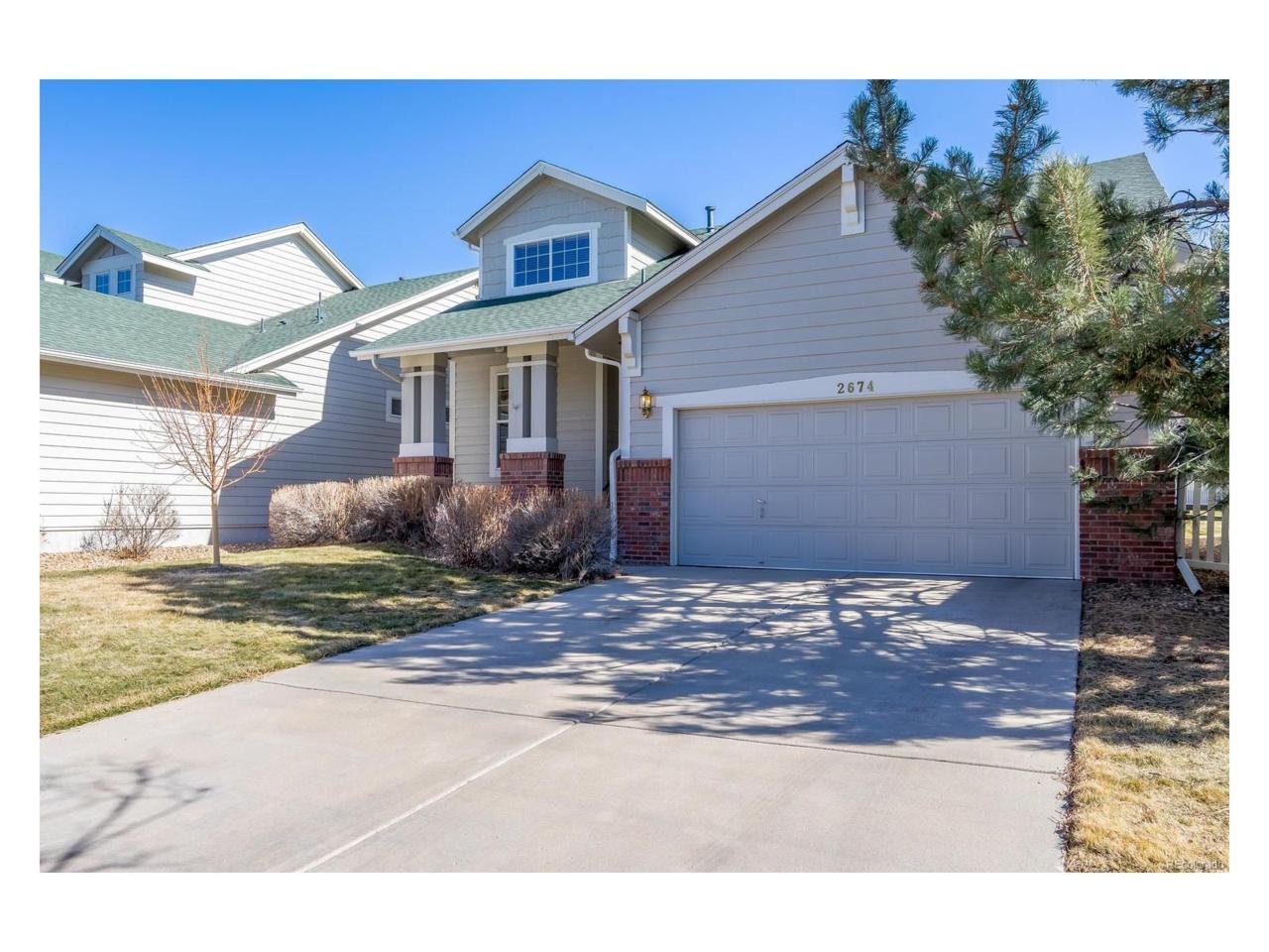 2674 S Troy Court, Aurora, CO 80014 (MLS #8706254) :: 8z Real Estate