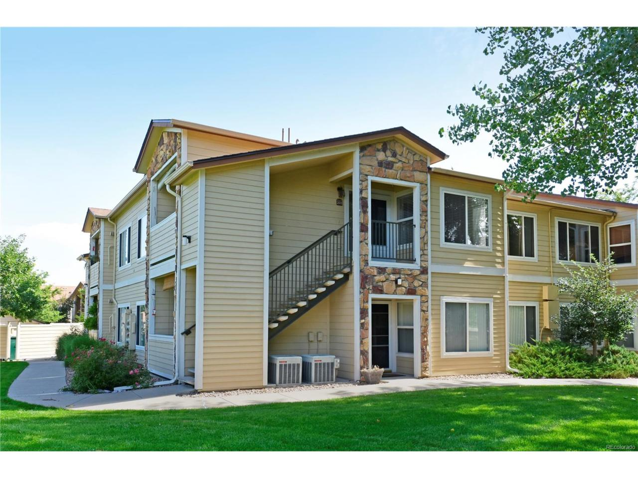 4747 S Balsam Way #203, Denver, CO 80123 (MLS #8717124) :: 8z Real Estate