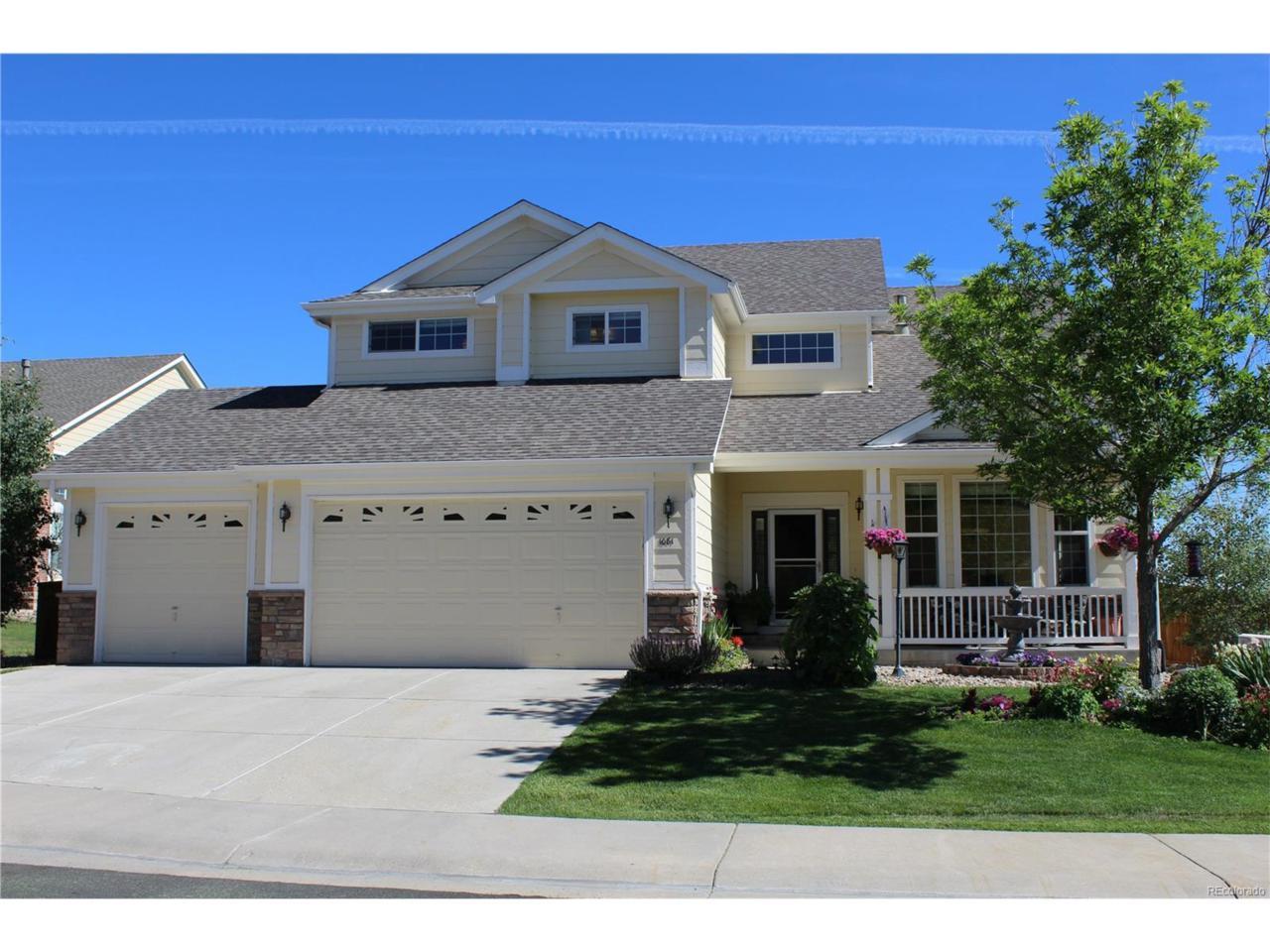 1081 Cryolite Place, Castle Rock, CO 80108 (MLS #8739886) :: 8z Real Estate