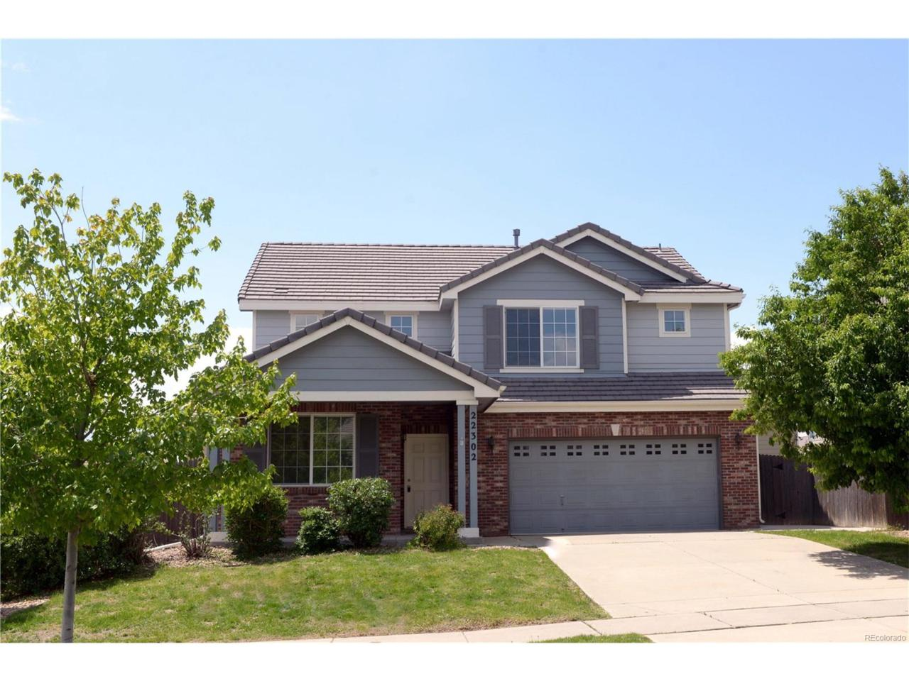 22302 E Jarvis Place, Aurora, CO 80018 (MLS #8747329) :: 8z Real Estate