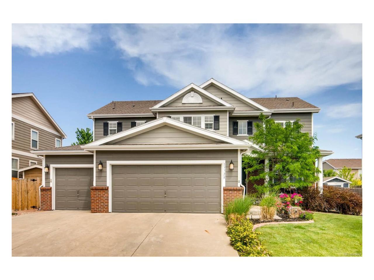 13728 Leyden Street, Thornton, CO 80602 (MLS #8778026) :: 8z Real Estate