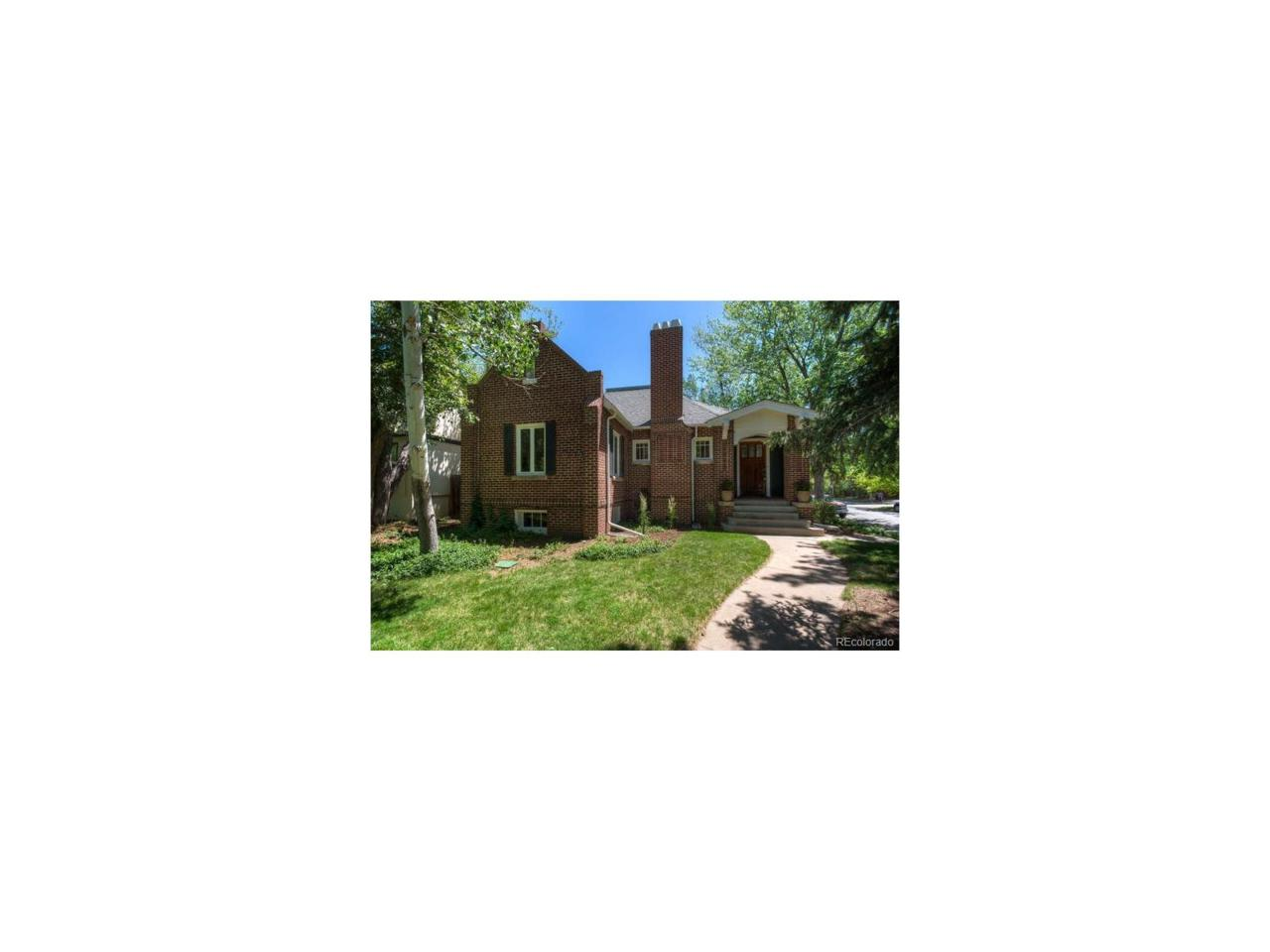 1900 Ivanhoe Street, Denver, CO 80220 (MLS #8791894) :: 8z Real Estate