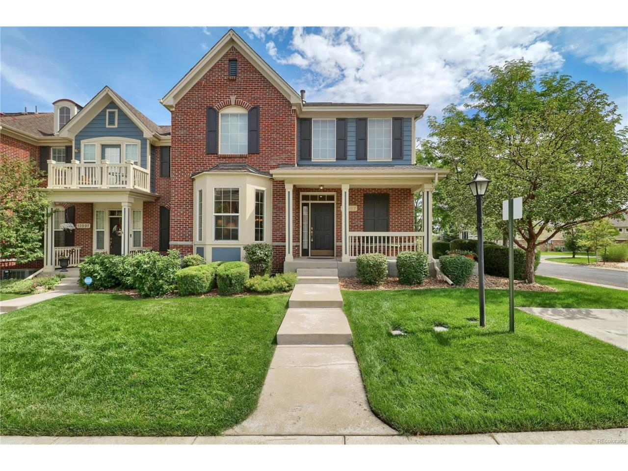 13987 W 84th Circle, Arvada, CO 80005 (MLS #8795180) :: 8z Real Estate
