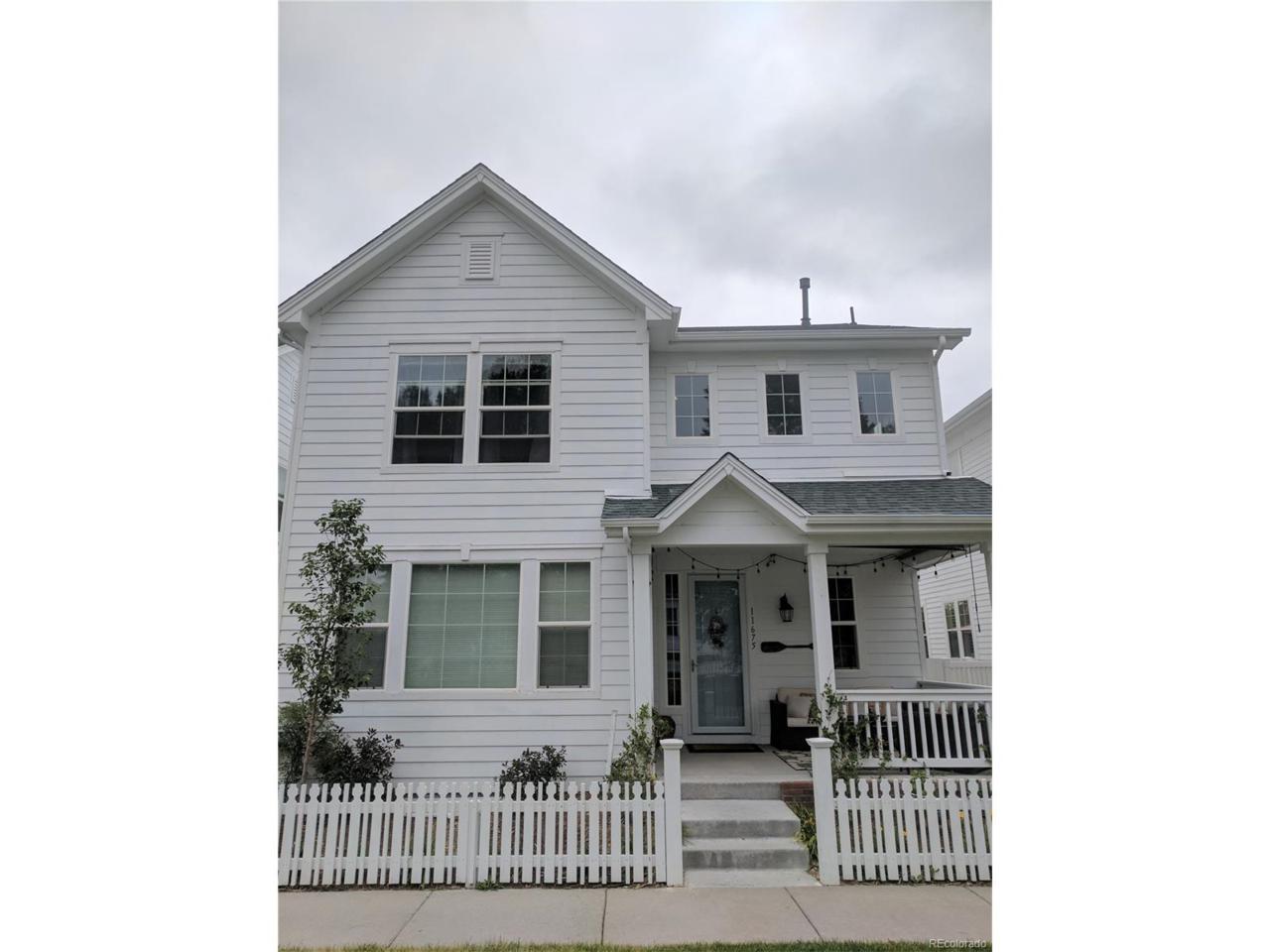 11675 Newton Street, Westminster, CO 80031 (MLS #8795833) :: 8z Real Estate