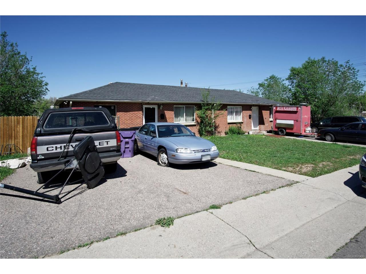 1023 Newton Street, Denver, CO 80204 (MLS #8819188) :: 8z Real Estate