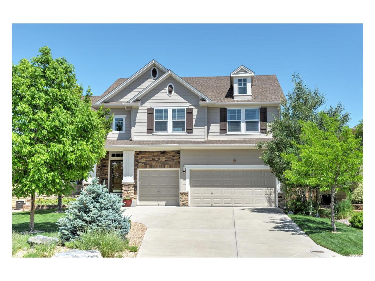 11966 Blackwell Way, Parker, CO 80138 (MLS #8822373) :: 8z Real Estate
