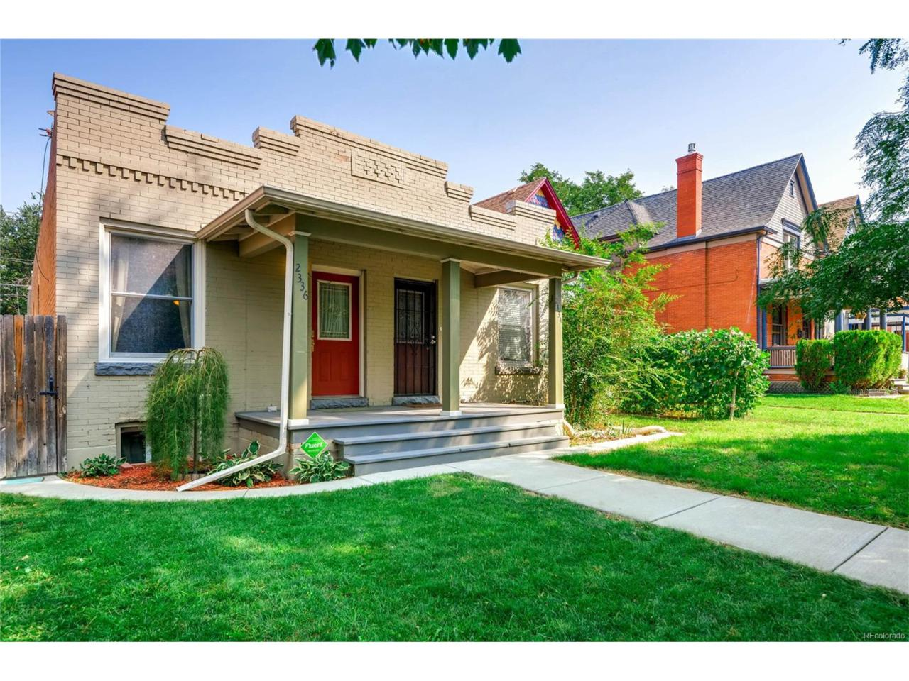 2336 N Williams Street, Denver, CO 80205 (MLS #8828494) :: 8z Real Estate