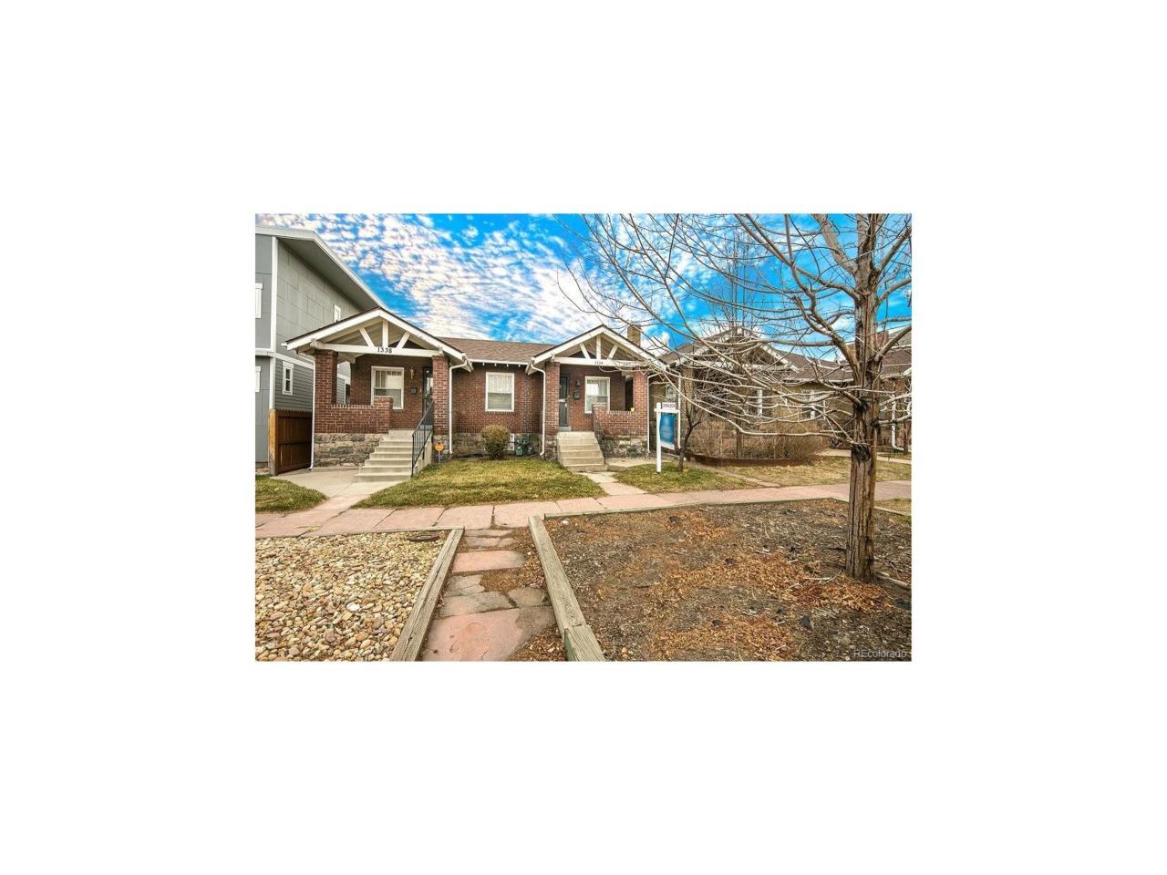 1334 Mariposa Street, Denver, CO 80204 (MLS #8837994) :: 8z Real Estate