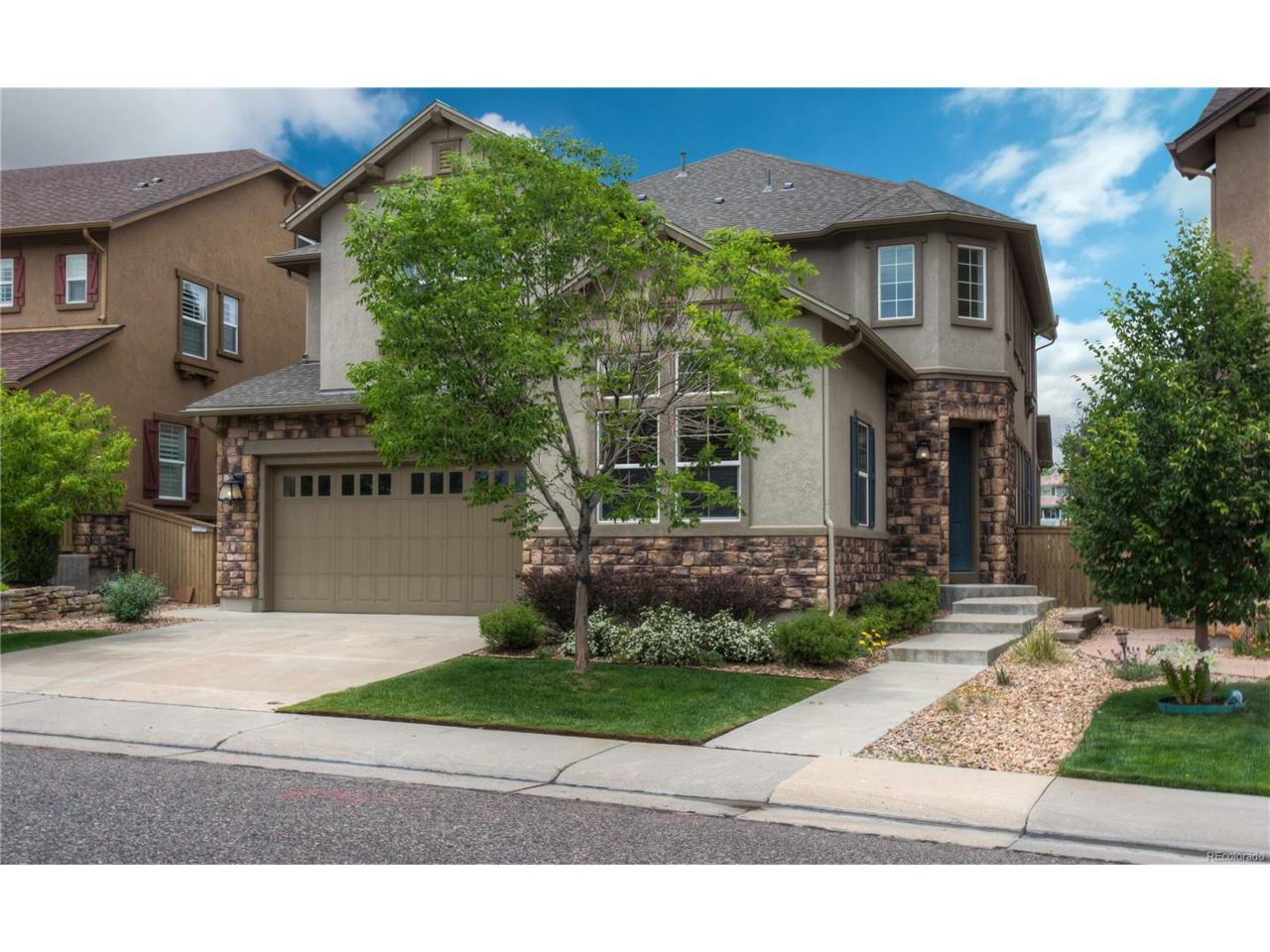 4467 Valleybrook Drive, Highlands Ranch, CO 80130 (MLS #8868207) :: 8z Real Estate
