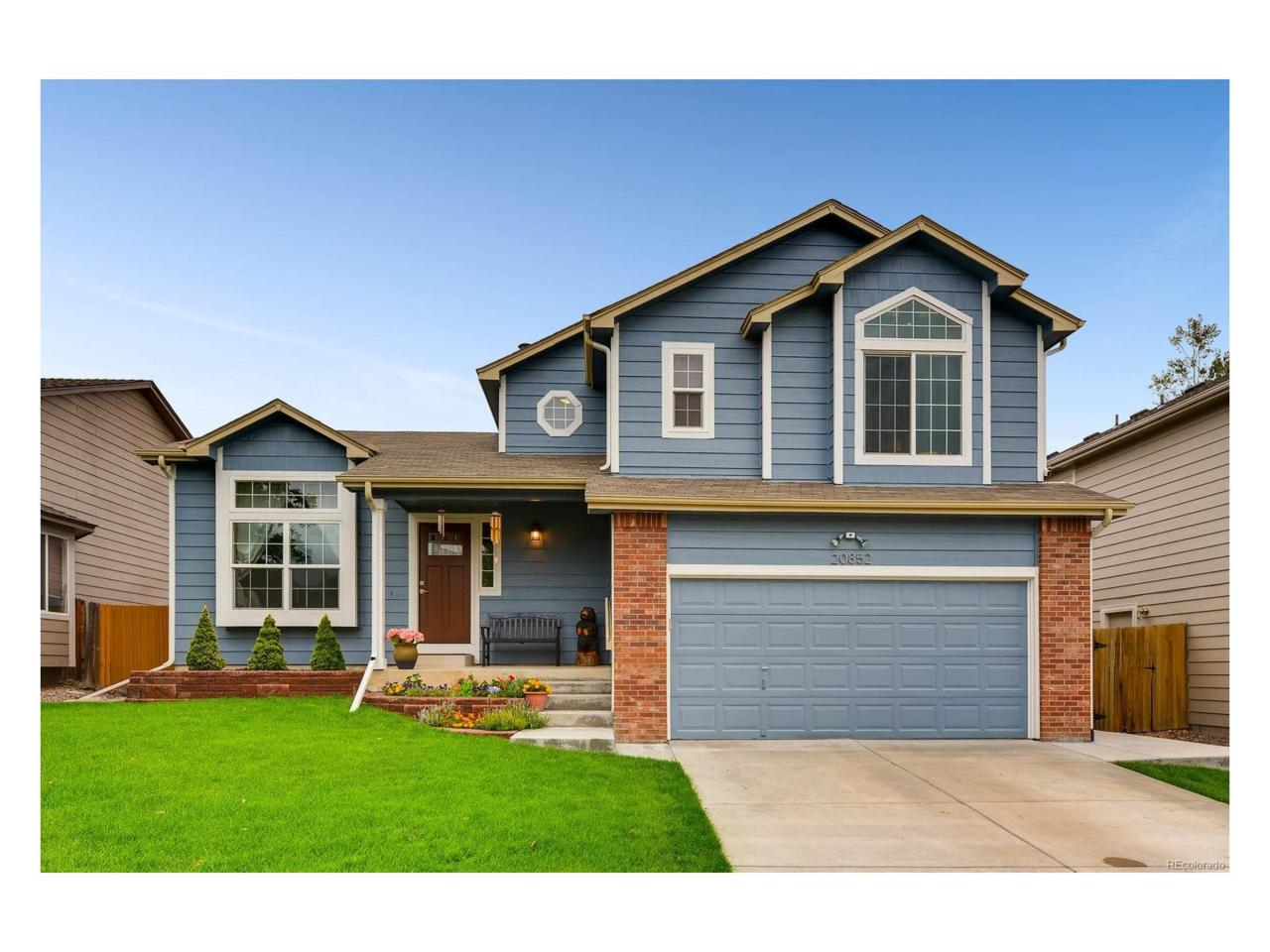 20852 E Princeton Place, Aurora, CO 80013 (MLS #8871184) :: 8z Real Estate
