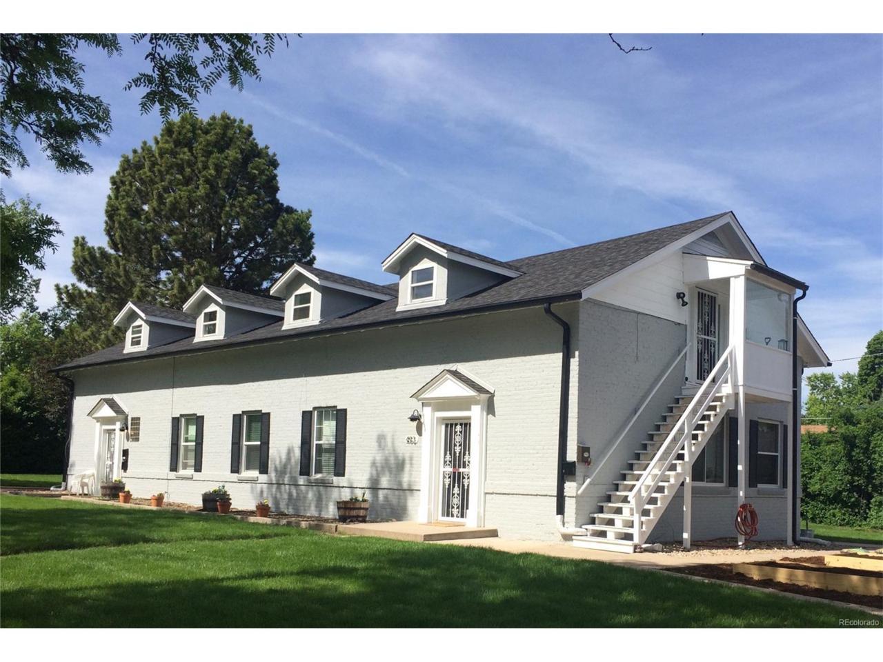493 Fulton Street, Aurora, CO 80010 (MLS #8907678) :: 8z Real Estate