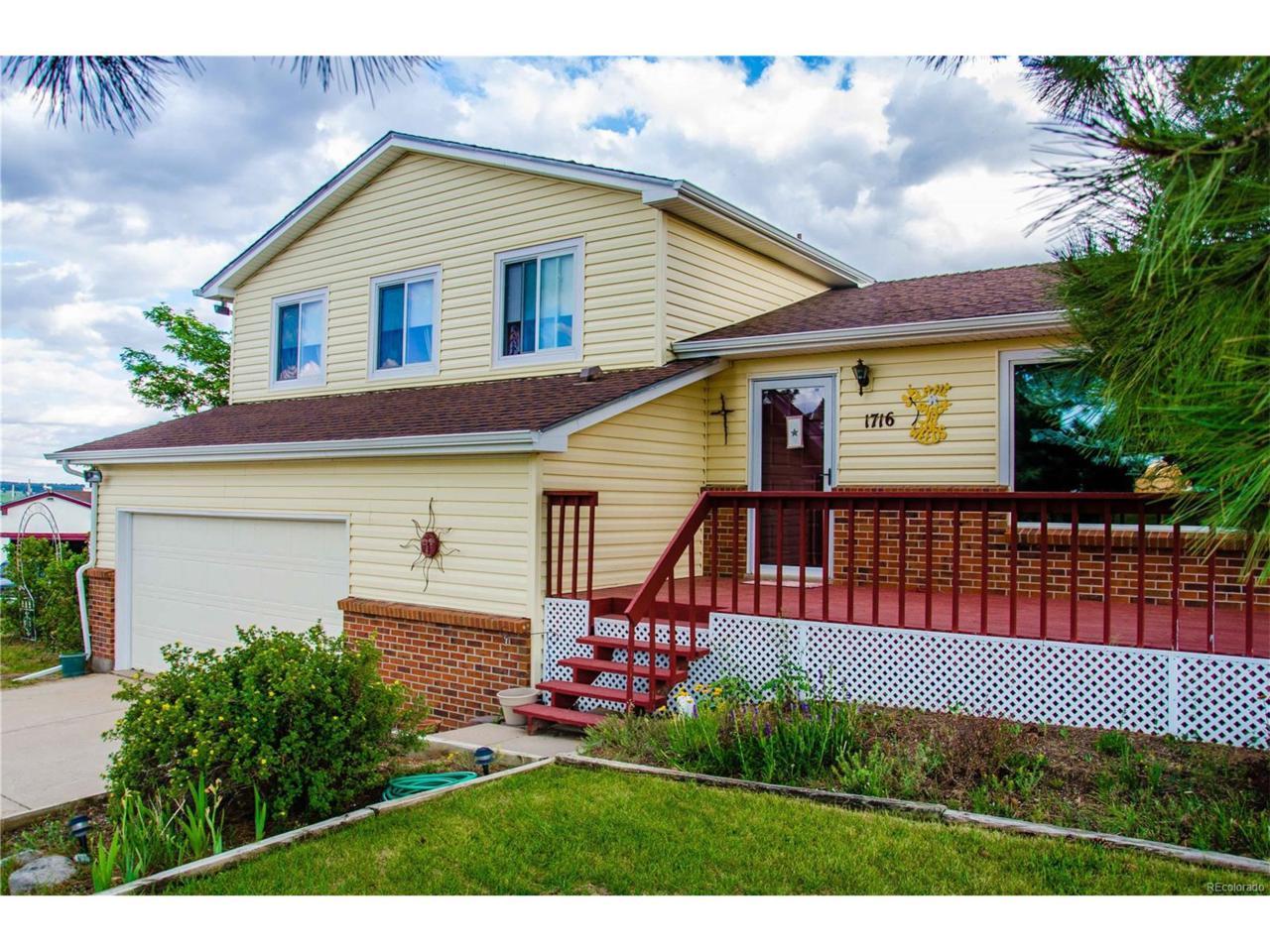 1716 Shoshone Trail, Elizabeth, CO 80107 (MLS #8928762) :: 8z Real Estate