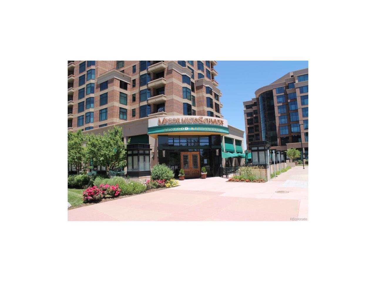 8100 E Union Avenue #902, Denver, CO 80237 (MLS #8945729) :: 8z Real Estate