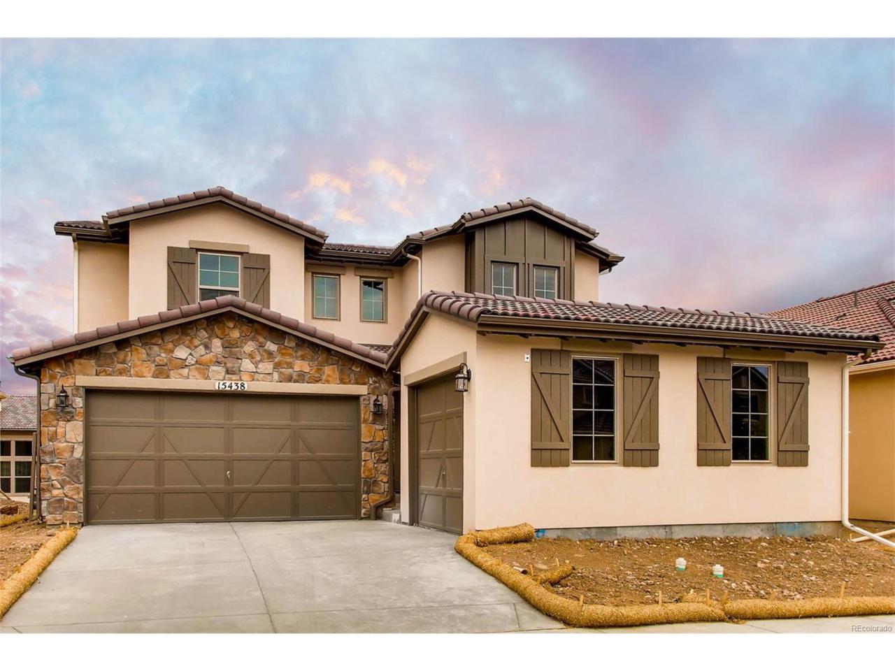 15438 W Baltic Avenue, Lakewood, CO 80228 (MLS #8969278) :: 8z Real Estate
