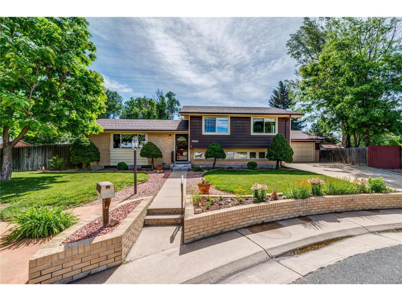 10446 Pompey Way, Northglenn, CO 80234 (MLS #8970936) :: 8z Real Estate