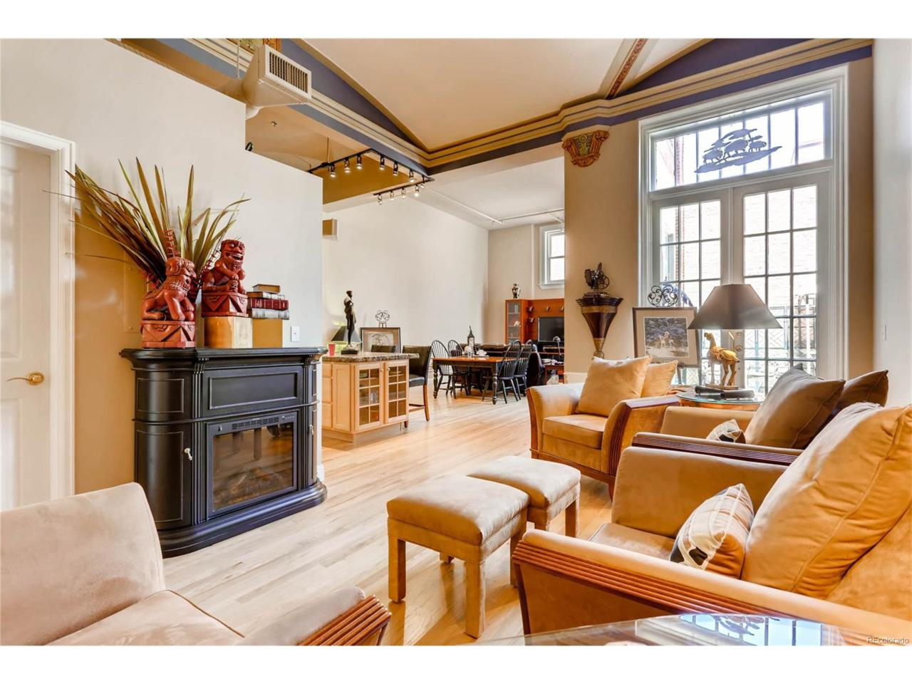 1555 California Street #506, Denver, CO 80202 (MLS #8972350) :: 8z Real Estate