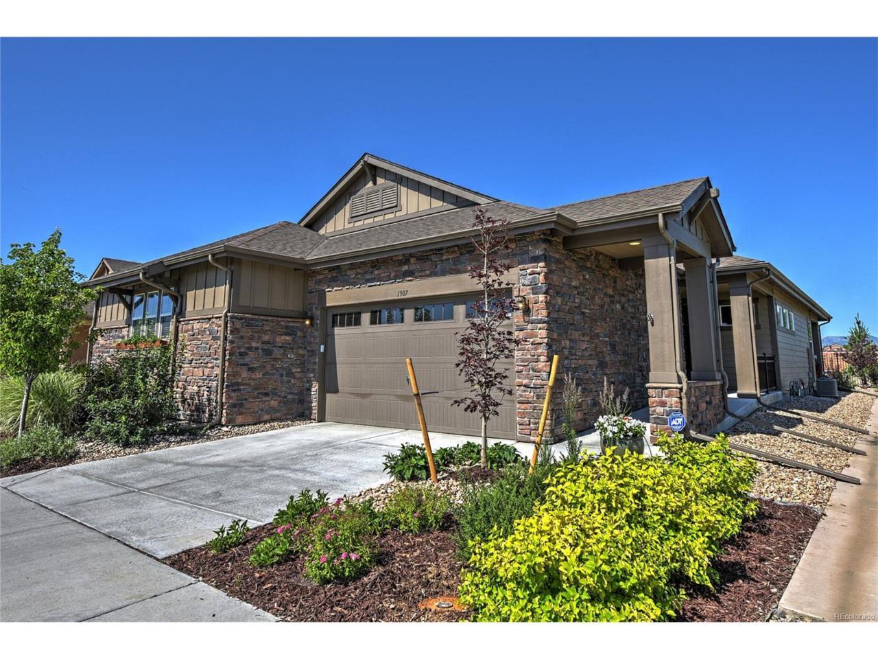 1307 Lander Lane, Lafayette, CO 80026 (MLS #8973495) :: 8z Real Estate