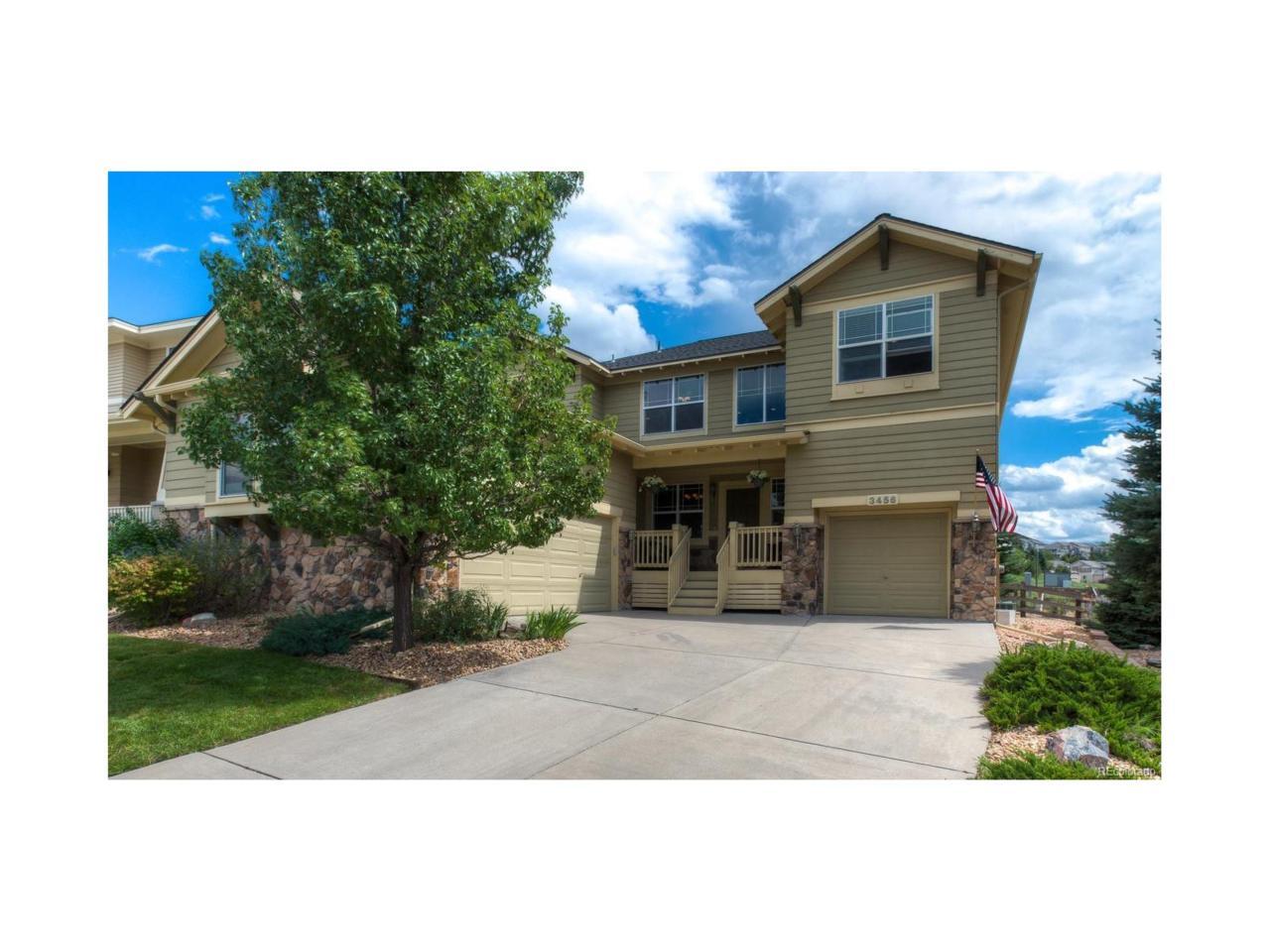 3456 Fantasy Place, Castle Rock, CO 80109 (MLS #8980466) :: 8z Real Estate