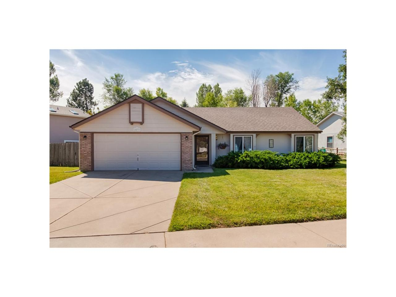 2837 Virginia Dale Drive, Fort Collins, CO 80521 (MLS #8982330) :: 8z Real Estate