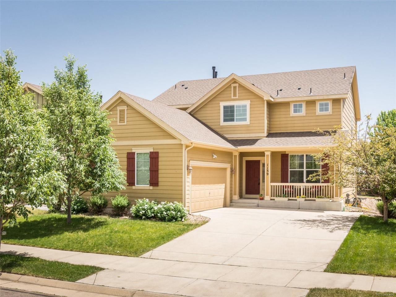 1139 Mircos Street, Erie, CO 80516 (MLS #8986677) :: 8z Real Estate