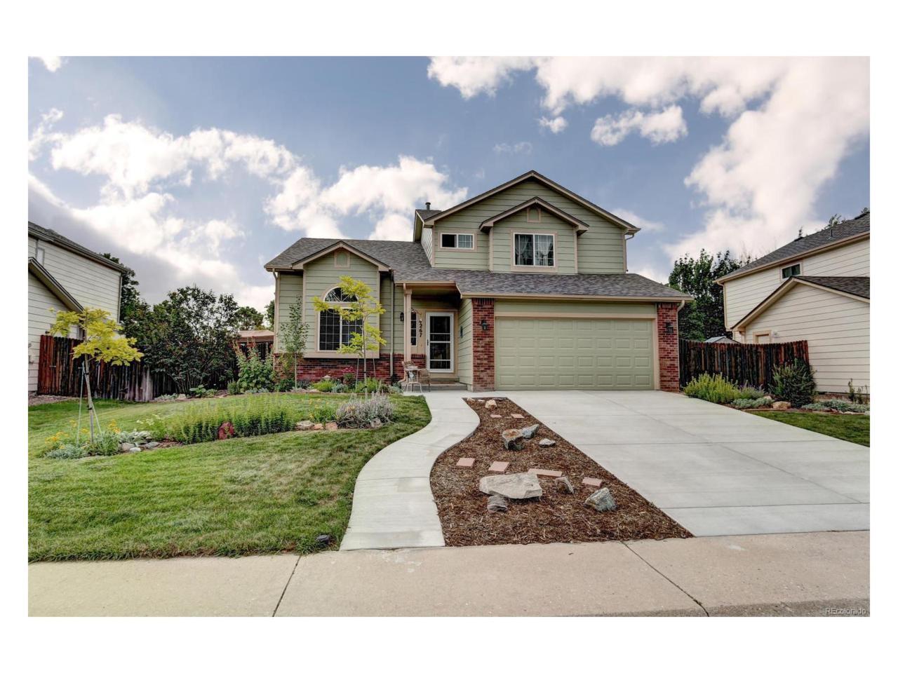 4267 Ashcroft Avenue, Castle Rock, CO 80104 (MLS #8988095) :: 8z Real Estate