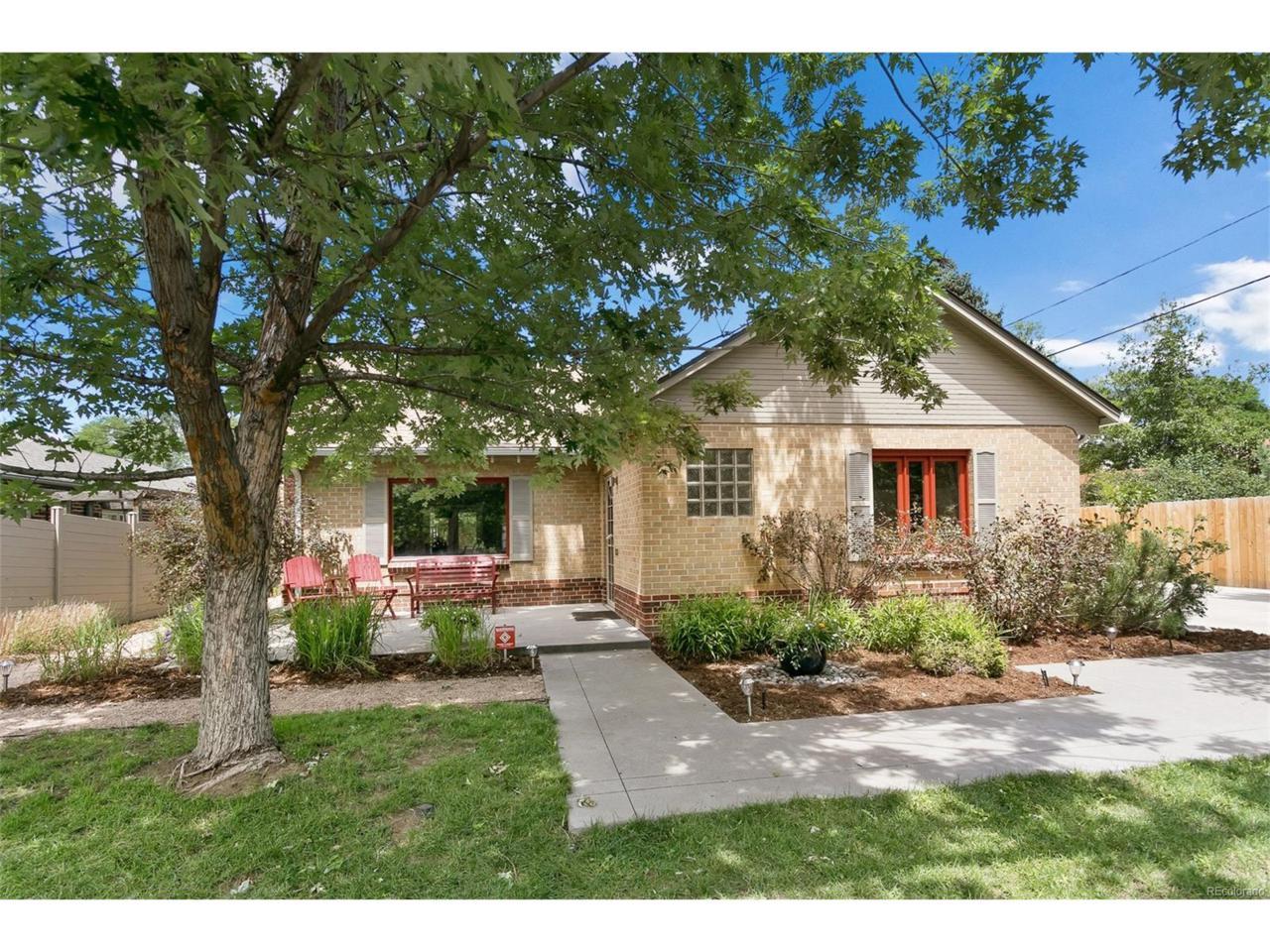 6615 E 19th Avenue, Denver, CO 80220 (MLS #9005945) :: 8z Real Estate