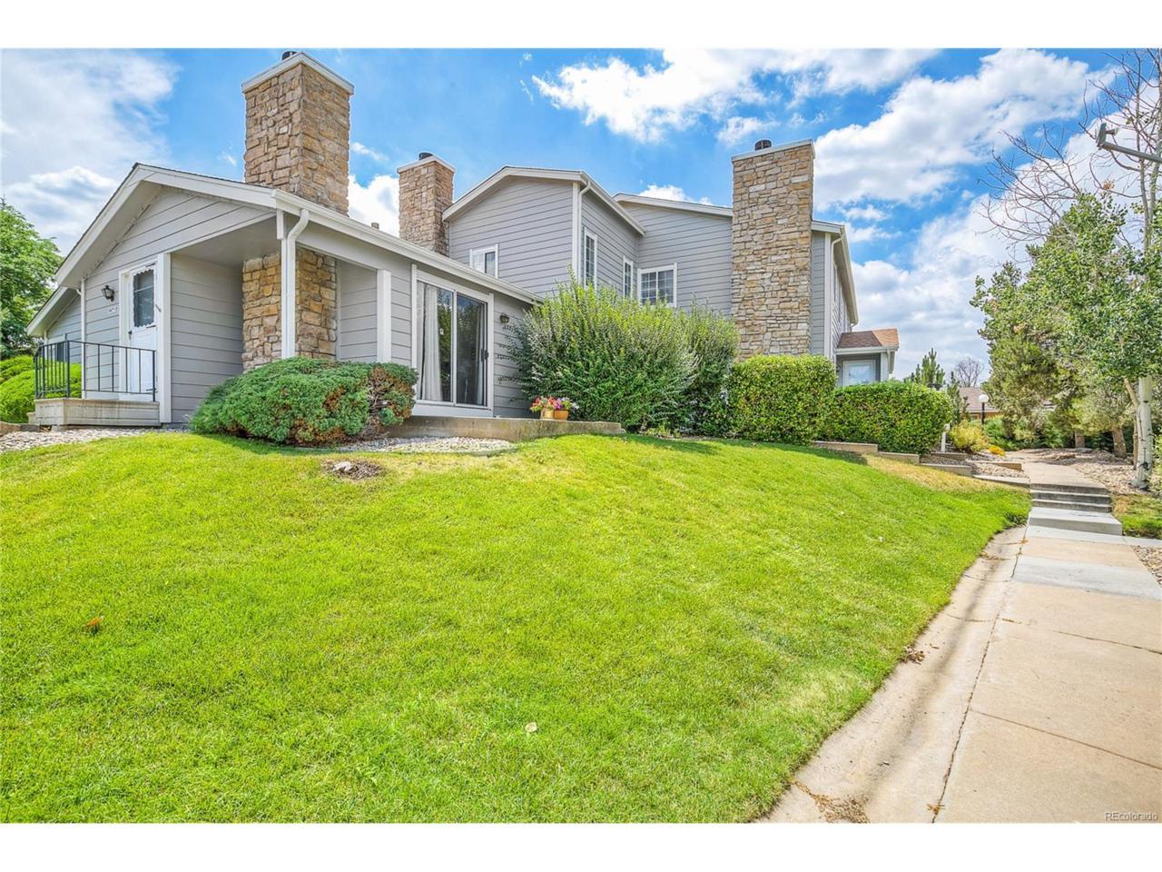 8471 Everett Way B, Arvada, CO 80005 (MLS #9006454) :: 8z Real Estate