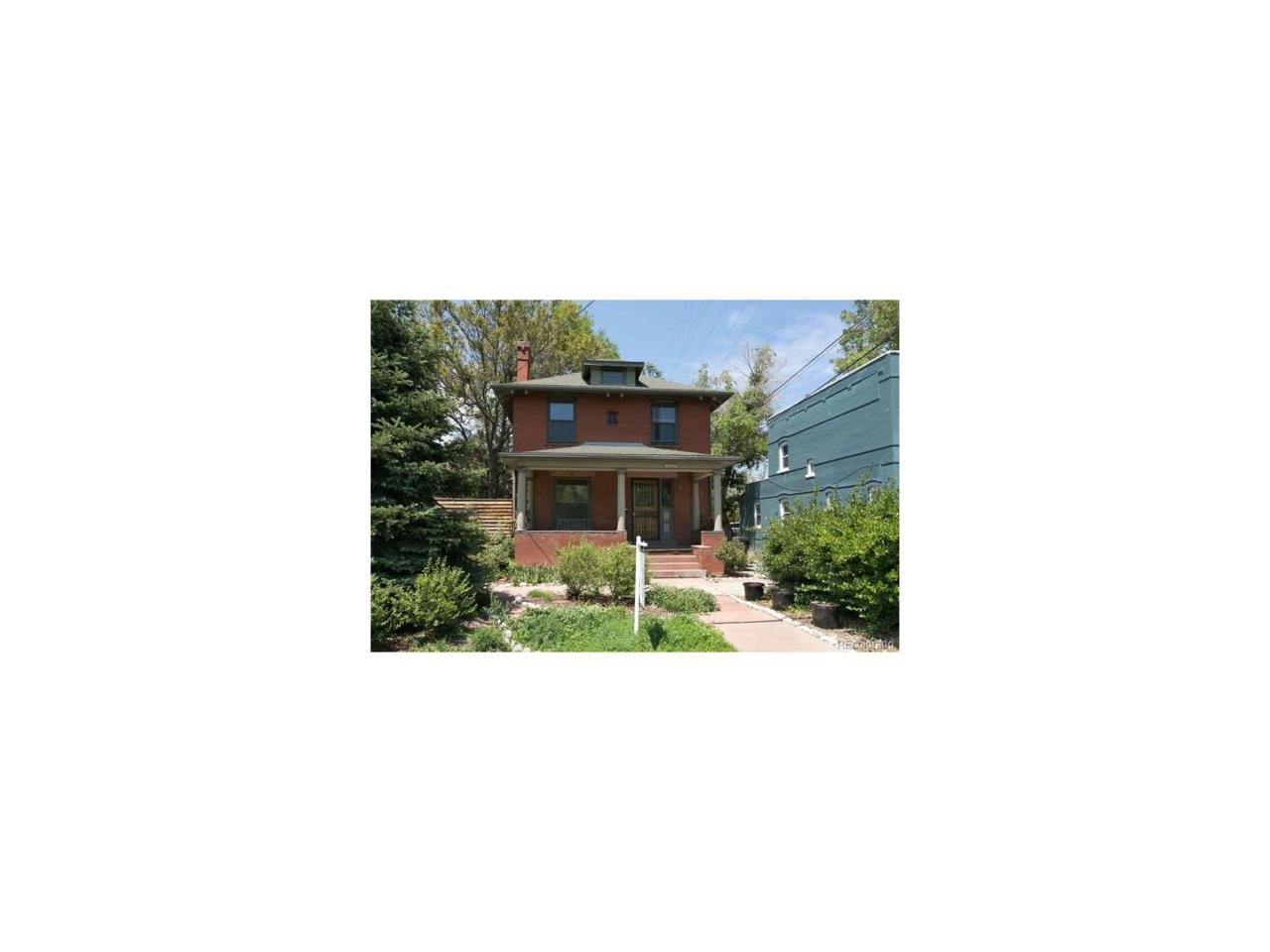 1319 E 23rd Avenue, Denver, CO 80205 (MLS #9039533) :: 8z Real Estate