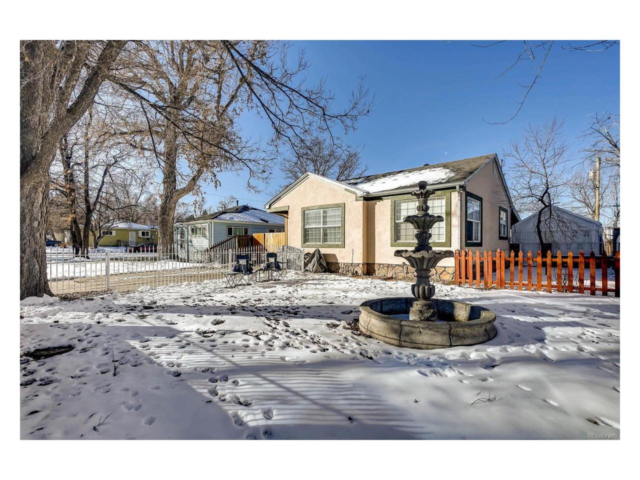 1009 Fulton Street, Aurora, CO 80010 (#9055614) :: The Peak Properties Group