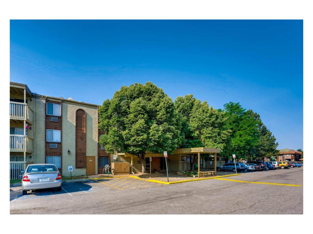 1304 S Parker Road #138, Denver, CO 80231 (MLS #9059923) :: 8z Real Estate