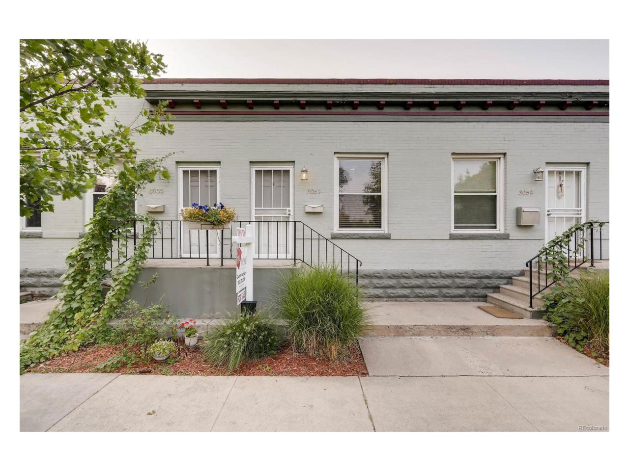 3057 Curtis Street, Denver, CO 80205 (MLS #9061475) :: 8z Real Estate