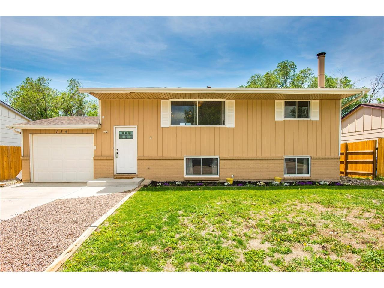 134 Cherry Circle, Fountain, CO 80817 (MLS #9072204) :: 8z Real Estate