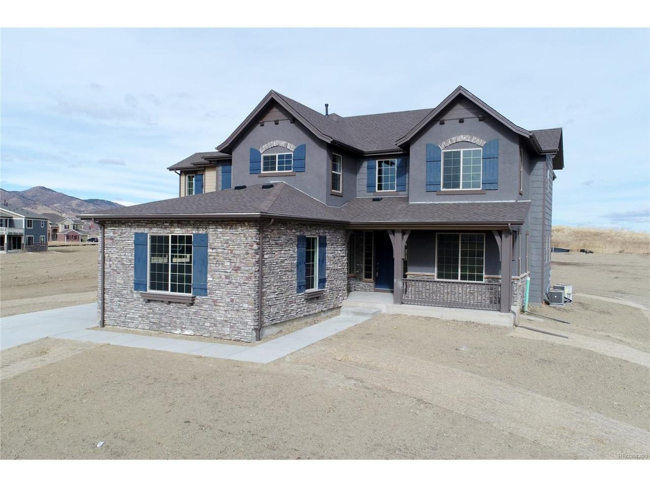 8680 Hunters Hill Lane, Littleton, CO 80125 (MLS #9080641) :: 8z Real Estate