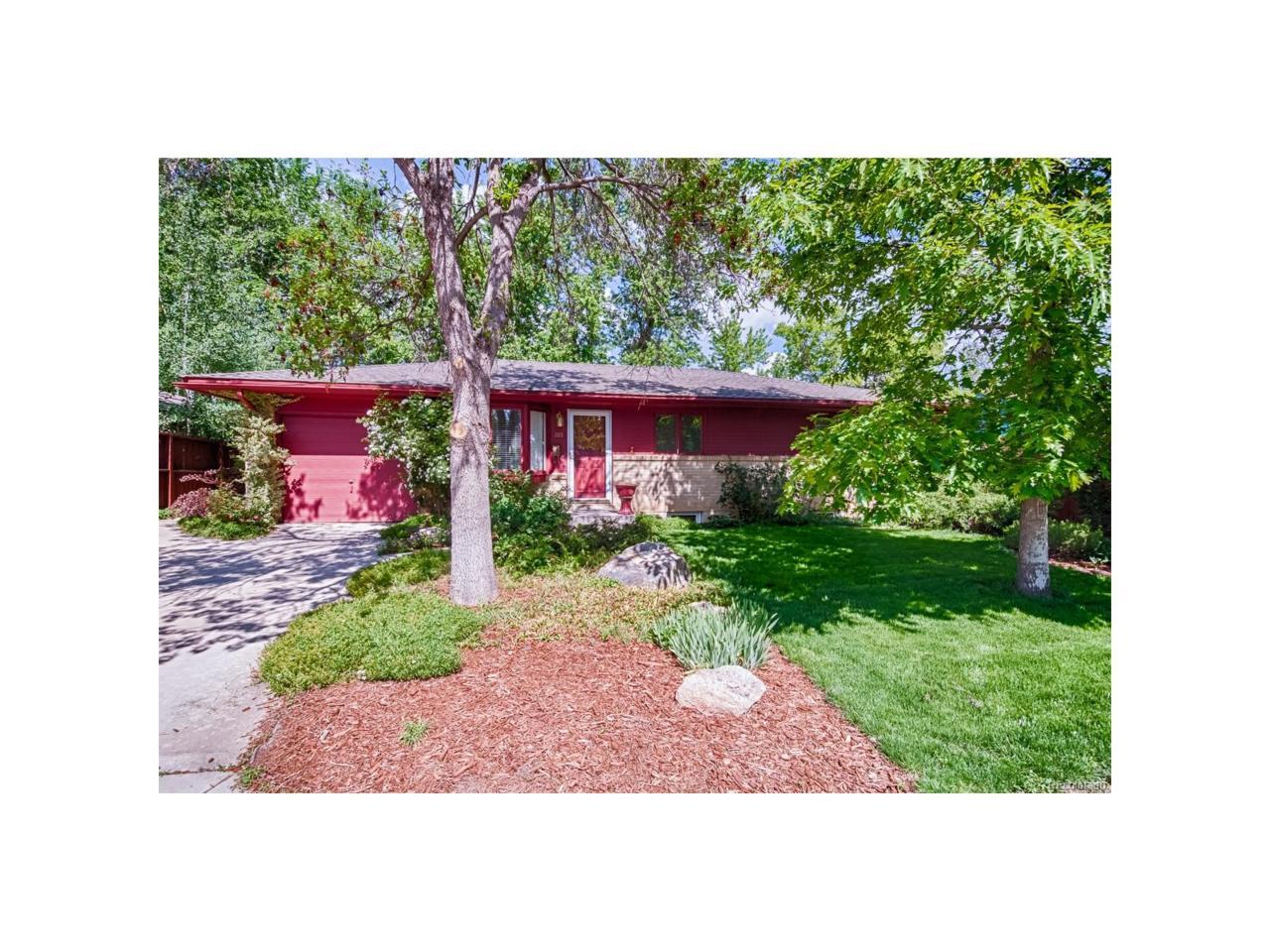 285 S 38th Street, Boulder, CO 80305 (MLS #9087841) :: 8z Real Estate