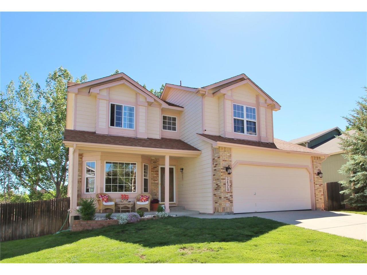3420 Honeyburyl Drive, Colorado Springs, CO 80918 (MLS #9091015) :: 8z Real Estate